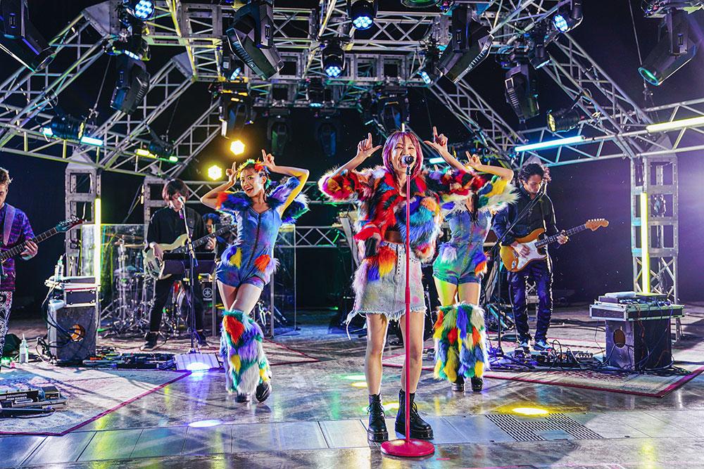 LiSA ONLiNE LEO-NiNE網上演唱會 資料及相片