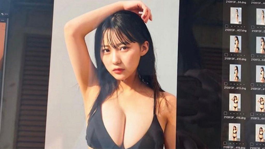 HKT48田中美久 寫真大受歡迎再登雜誌:夢想是成為寫真女王